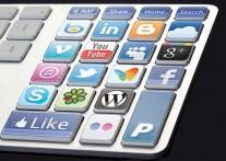 SocialMediaKeyboard